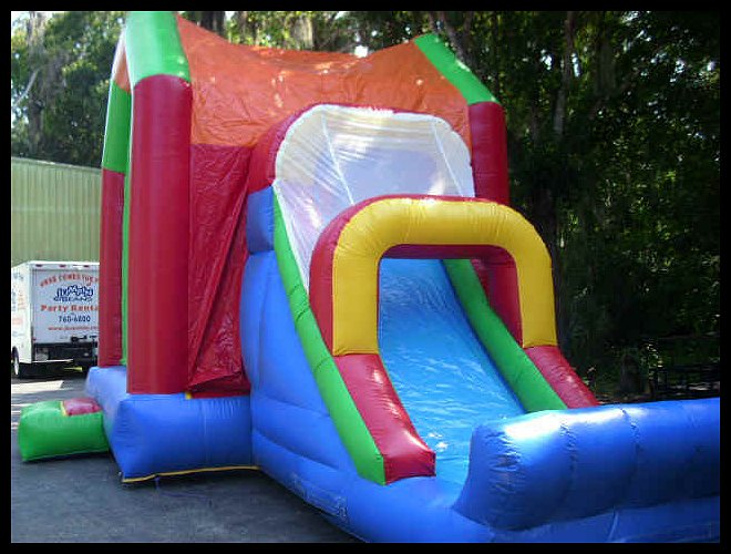 Inflatable Party Rentals Jumpin Beans Party Rentals Slides